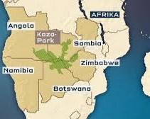 Touristenvisa SADC Regionen