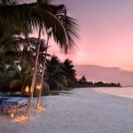 & Beyond romantic Sunset